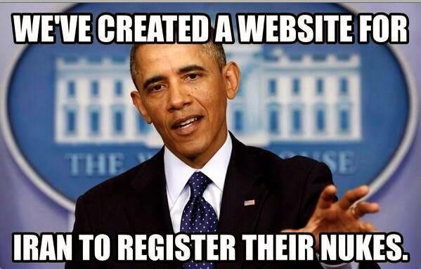 Obama Iran Meme
