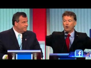Chris Christie Rand Paul