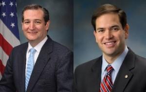 Ted Cruz Marco Rubio